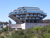 UC-San Diego Library and Logo