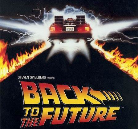 TOP 10 LIST:  Back to the Future and Time...